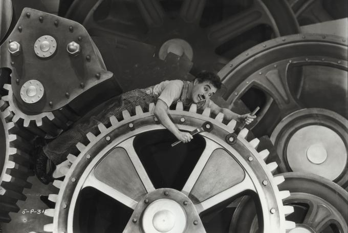 Visita en familia: 'Arte y cine.120 años de intercambios' en CaixaForum Madrid (Madrid)