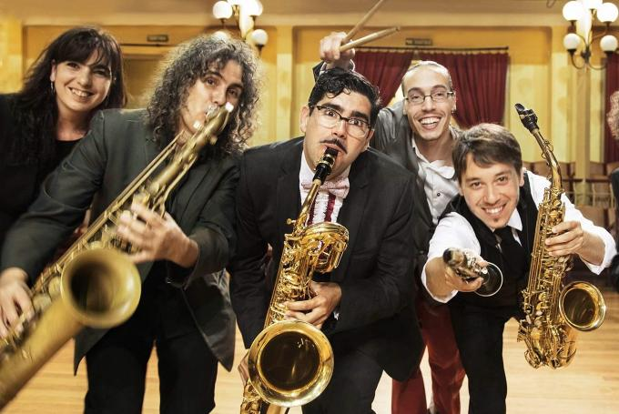Concierto 'Las mil caras del swing' en CaixaForum Barcelona (Barcelona)