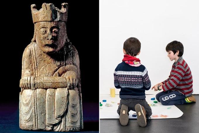 Espacio educativo: 'Los pilares de Europa' en CaixaForum Barcelona (Barcelona)