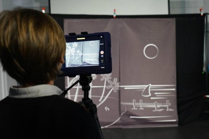 Taller 'De la imaginación a la pantalla' en CaixaForum Zaragoza (Zaragoza)