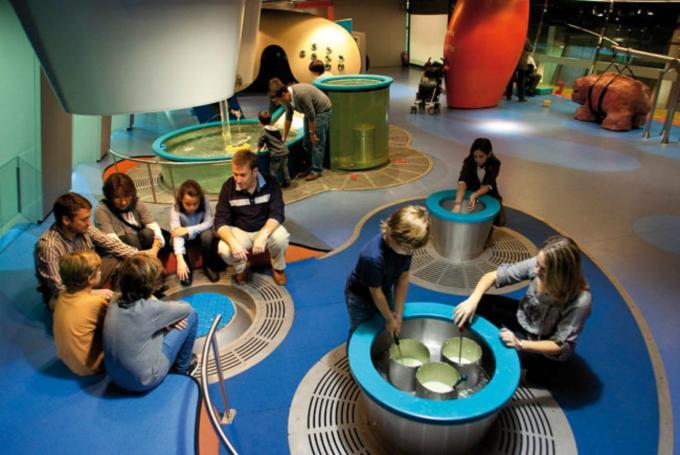 Taller infantil 'Clik'  en CosmoCaixa Barcelona (Barcelona)