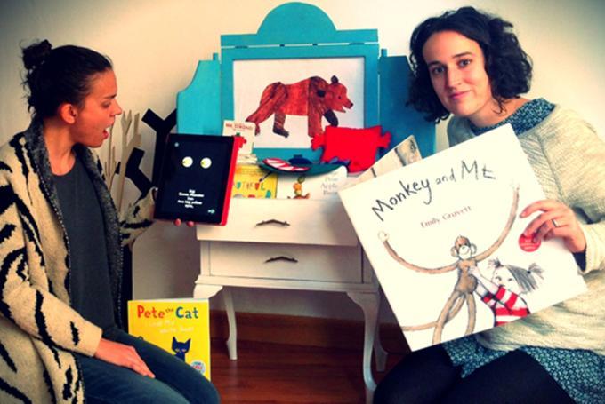 Taller de narración y creación 'Leemos en inglés'  en Matadero de Madrid (Madrid)