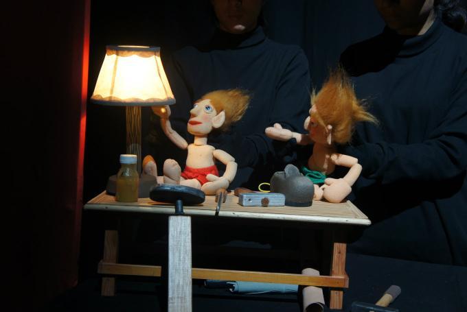 'El zapatero y los duendes' en La Casa Encendida (Madrid)