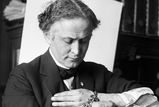 Visita guiada 'Houdini, una visita diferente' en Espacio Fundación Telefónica (Madrid)