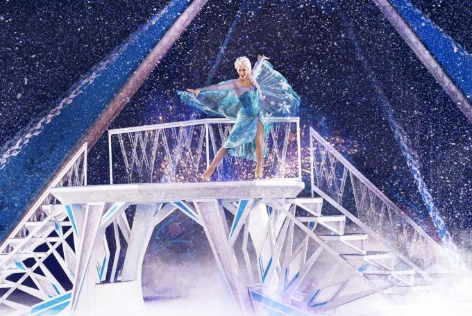 'Disney on Ice. Frozen' en Wizink Center (Palacio de los Deportes) (Madrid)