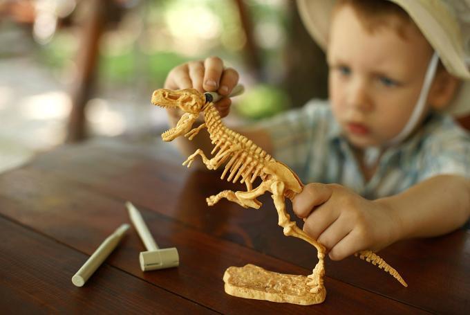 'Tiranosaurio Rex, la excavación' en Casa de la Ciencia Sevilla (Sevilla)
