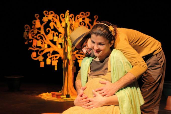 'El árbol de mi vida' en Teatro Bretón de los Herreros (Logroño)