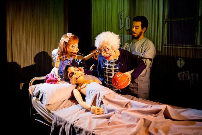 'Óscar, el niño dormido' en Teatro Bretón de los Herreros (Logroño)