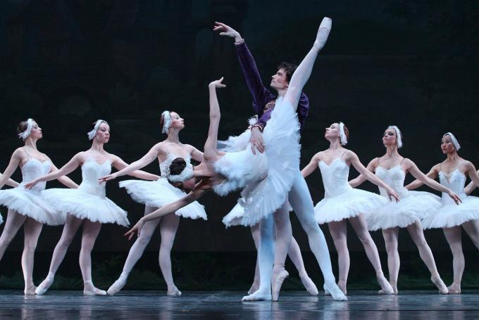 Ballet 'El Lago de los Cisnes' en Teatro Lope de Vega de Madrid (Madrid)