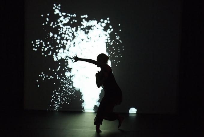 'Bombolles de paper Múcab Dans' en Sant Andreu Teatre (Barcelona)