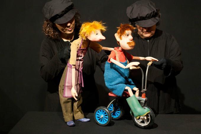 'En Jan Totlifan' en Sant Andreu Teatre (Barcelona)