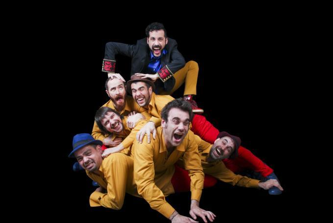 'Guillem Albà & La Marabunta' en Teatro Principal de Valencia (Valencia)