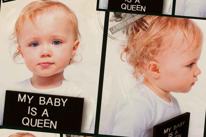 'My baby is a queen' en Mercat de les Flors (Barcelona)