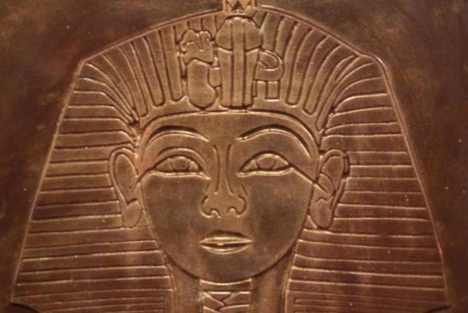 'Tutankhamon, una mona de Pascua faraónica' en Museo Egipcio (Barcelona)