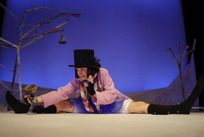 'Pequeña Max' en Teatro Valle Inclán (Madrid)