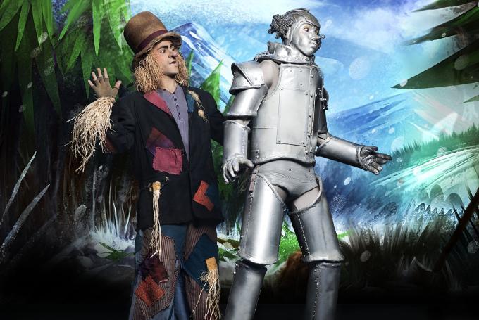 'El Mago de Oz, el musical' en Teatro Maravillas (Madrid)