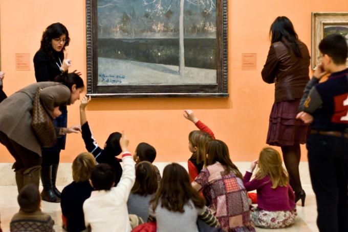 'Family Thyssen', visita en inglés en Museo Thyssen Bornemisza (Madrid)