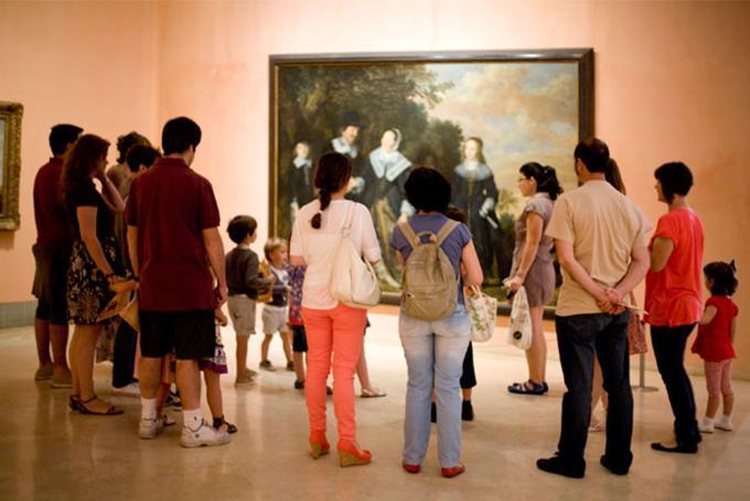 Visita taller 'Inspector Thyssen' en Museo Thyssen Bornemisza (Madrid)