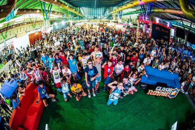 Festival de Videojuegos Gamepolis en Palacio de Ferias y Congresos de Málaga (Málaga)