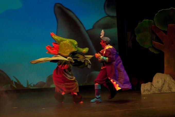 'La flauta mágica' en Teatro Colón (A Coruña)