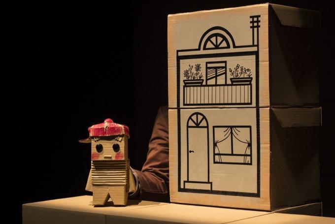 'Luppo' en Teatro Colón (A Coruña)