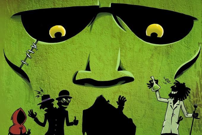 'La maledicció Frankenstein' en Teatreneu (Barcelona)