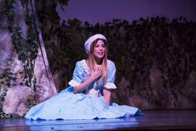 'Gisela y el libro mágico' en Teatro Olympia (Valencia)