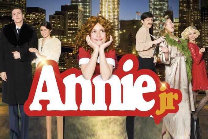Musical 'Annie Jr' en Teatro Reina Victoria (Madrid)