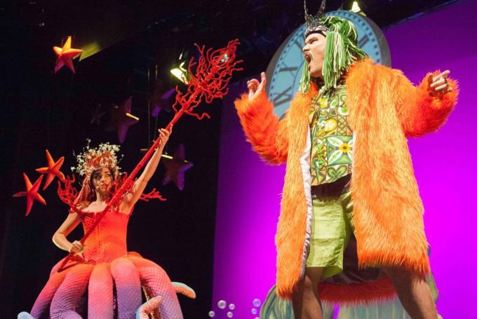 Musical 'La Sirenita. Una aventura ecológica' en Auditorio Maestro Padilla (Almería)