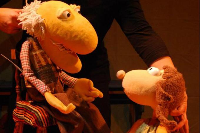 'El abuelo Teo' en Teatro Arbolé (Zaragoza)