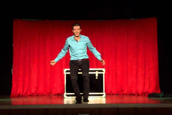 'Magic Comic' en Teatro Arbolé (Zaragoza)