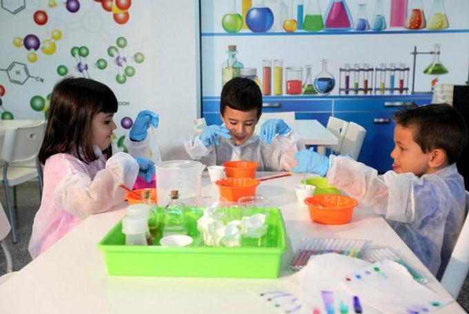 'Científico por un día' en Ciudad de las Artes y de las Ciencias (Valencia)