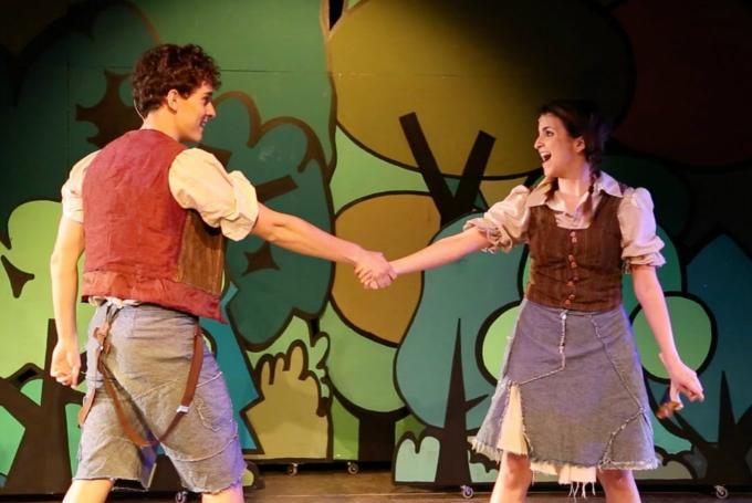 'Hansel y Gretel' en Nuevo Teatro Alcalá (Madrid)