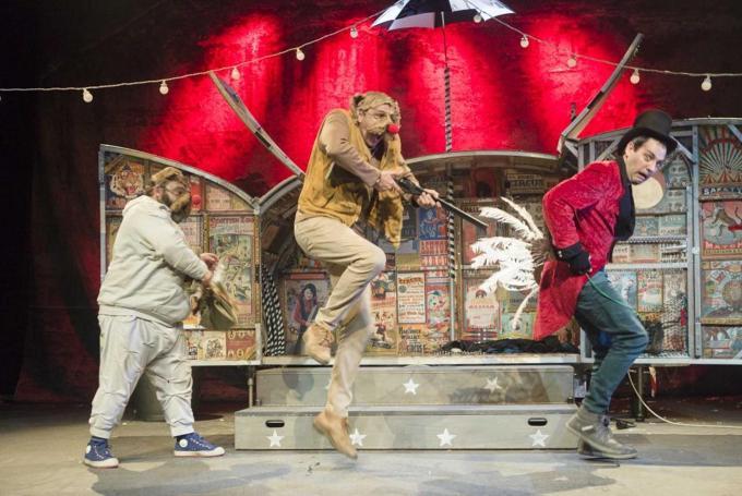 'El Circus Lunáticus' en Auditorio Ciudad de León (León)