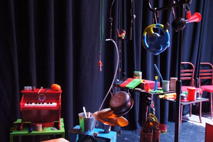 'Històries de ratolins' en Carme Teatre (Valencia)