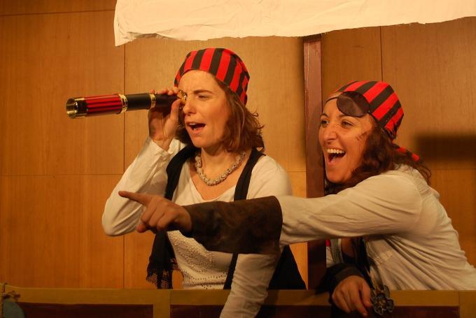 'Un somni pirata' en Cincómonos (Barcelona)