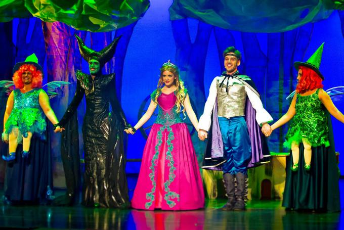 'La maravillosa historia de La Bella Durmiente' en Teatro Guimerá (Santa Cruz de Tenerife)