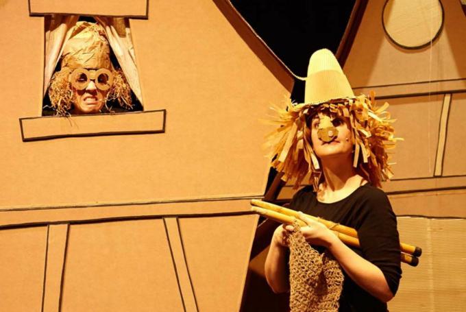 'El carreró de les bruixes' en Jove Teatre Regina (Barcelona)