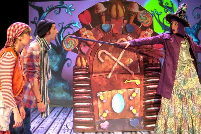 'Hansel i Gretel' en Jove Teatre Regina (Barcelona)