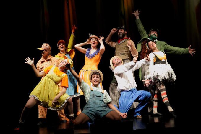 'L'aneguet lleig' en Teatre El Musical (Valencia)
