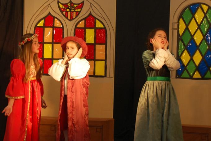 'Romeo y Julieta para niños' en Sala La Fundición (Sevilla)