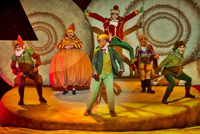 'Geronimo Stilton' en Teatro Auditorio  de Sant Cugat (Sant Cugat del Vallès)