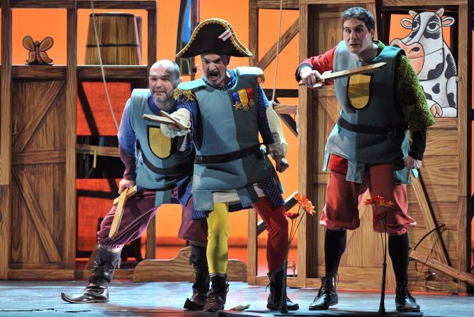 'Guillem Tell' en Teatro Auditorio  de Sant Cugat (Sant Cugat del Vallès)