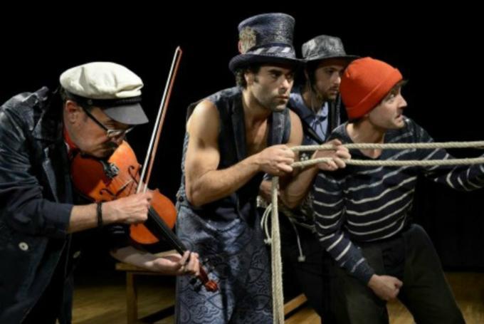 'Moby Dick' en Teatro Auditorio  de Sant Cugat (Sant Cugat del Vallès)