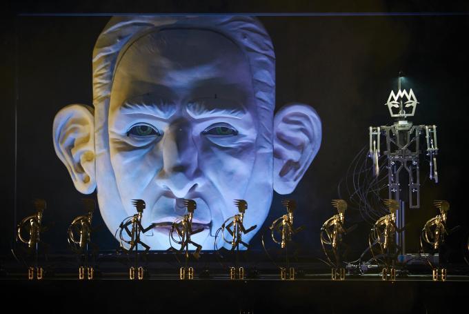'El somni de Gulliver' en Teatre Nacional de Catalunya (Barcelona)