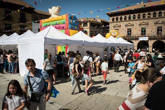 'Feria de Playmobil' en Poble Espanyol (Barcelona)