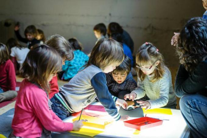 'Visitamos y experimentamos en el Palau' en Palau de la Música Catalana (Barcelona)