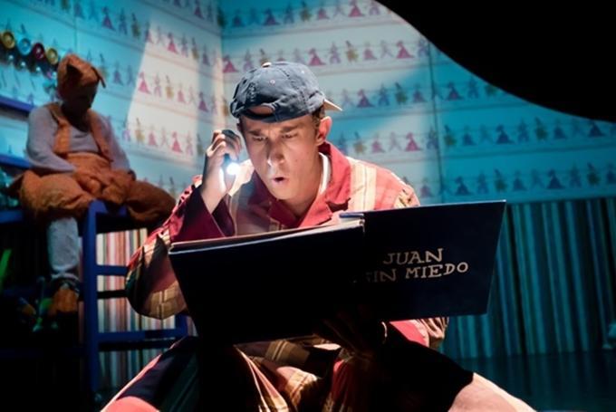 'Juan sin miedo, el musical' en Teatro Cervantes (Málaga)