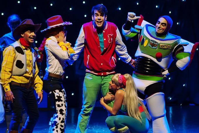 'Toy musical, the story' en Teatro Cervantes (Málaga)