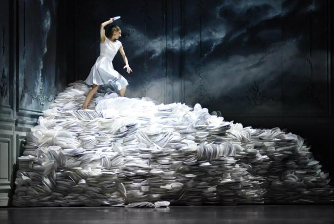 Ballet 'La Cenicienta' en Palacio de Congresos y Festivales de Cantabria (Santander)